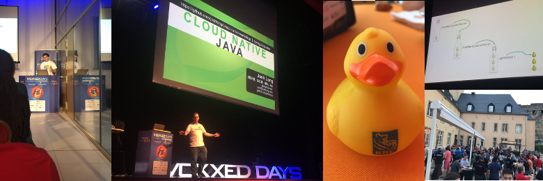Voxxed Days Luxembourg